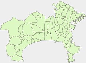 対応エリア 神奈川県